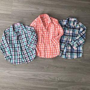 4T Dress Shirt Bundle